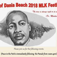 City of Dania Beach 2018 MLK Festivities